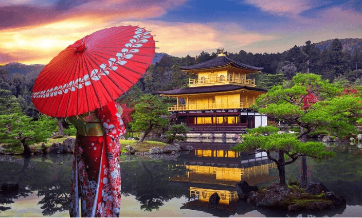 Thời điểm đi du lịch Nhật Bản