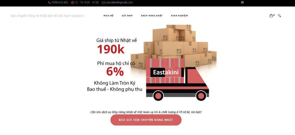 Dịch vụ ship vận chuyển hàng từ Nhật về Việt Namshiphangnhatmy