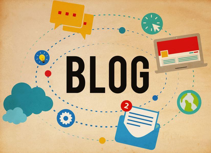 Tiếp cận bằng blog
