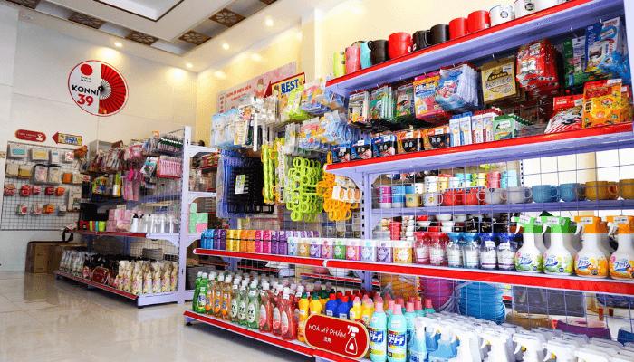 cửa hàng đồ Nhật